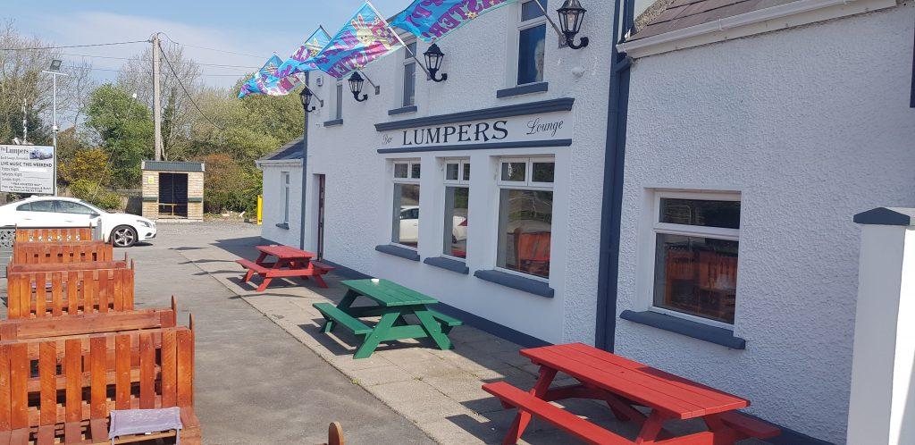 Lumpers Bar Beer Garden
